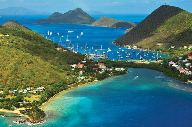British Virgin Islands offshore company formation (BVI company set up)